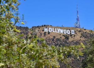 Hollywood Sign for celebrities who need a hair loss cure