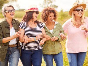 image of happy women on Eldorado website